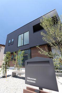 ブルックリンスタイルの家 | 事例紹介 | あなぶきホーム株式会社 Outdoor Decor, Design, Home Decor, Dream Homes, Decoration Home, Room Decor, Home Interior Design, Home Decoration