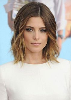 Hair Trend: The Wavy Bob (Wob) - Marie Claire