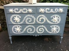Kiss Me Kate: A Romantic Dresser Makeover