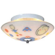 All About Boys Ceiling Light