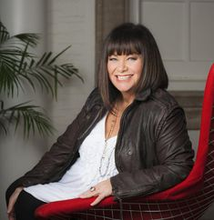 I LOVE HER! Dawn French (She's always been gorgeous and that awesome smile!  But I'm so proud of her weight loss!)