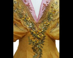 Costume Embroidery & Illustration by Michele Carragher for Film & TV - Season 5 Gallery