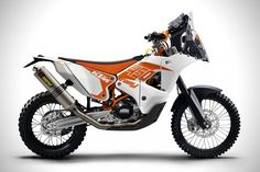 2014 KTM 450 Dakar Rally Replica 1