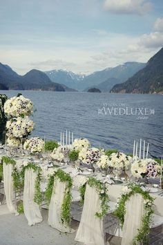 WedLuxe– Dreaming of Lake Como   Photography by: Hong Photography Follow @WedLuxe for more wedding inspiration!