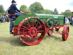 Case Farm Tractor   ..rh