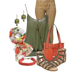 A fashion look from April 2014 featuring LIU•JO tops, MKT studio jeans and Lucky Brand sandals. Browse and shop related looks.