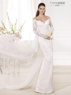 White 2014   Bridal Collection by Tarik Ediz