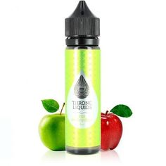 The Mad Queen E-liquid by Throne Liquids is made with shisha lovers in mind. This flavor encapsulates the refreshing double apple with a hint of aloe vera.