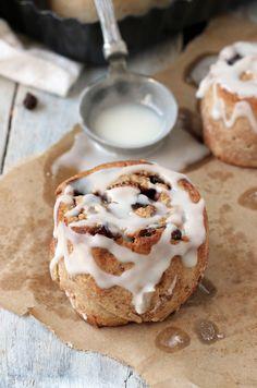 fullcravings:  Best Paleo Almond Flour Cinnamon Rolls