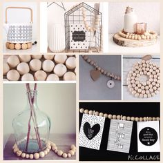MB decoratie: woonketting