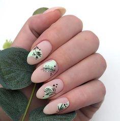 Nail Art Cute, Cute Nails, Pretty Nails, Classy Nails, Stylish Nails, Simple Nails, Minimalist Nails, Nail Polish Designs, Nail Art Designs