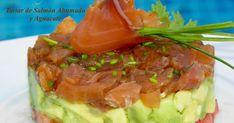 Miel y Limón Recetas Avocado Recipes, Fish Recipes, Seafood Recipes, Vegetarian Recipes, Healthy Recipes, Healthy Cooking, Healthy Eating, Cooking Recipes, Salmon Y Aguacate