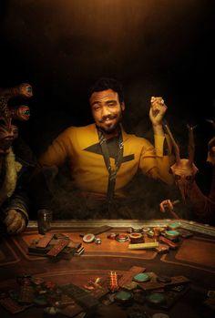 Lando Calrissian #starwars #solo