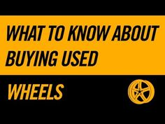 PartCycle sells used wheels from top-quality automotive recyclers all over the United States. One of our sellers, Caleb Lindquist from Heritage Auto Parts in Mobile, AL, tells us what to expect when buying a used wheel and steps he and his team take to ensure you are getting a great wheel for less.   Shop used wheels and millions of other auto parts at http://www.PartCycle.com
