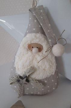 Nikolaus+Landhaus+Weihnachten+Geldgeschenk+von+Feinerlei+auf+DaWanda.com