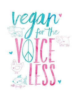 VEGAN FOR THE VOICELESS #vegan • YES INDEED! It doesn't matter how much non-vegans ignore/hate on/ridicule us. We will NEVER stop fighting for our Earth Family members, these helpless, innocent souls: We are them and they are us x