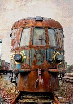 velho trem