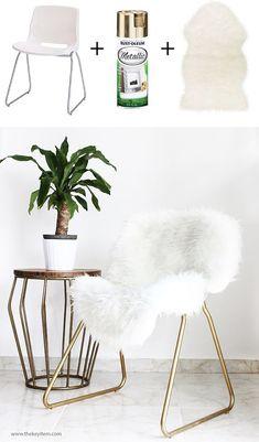 Bildkälla Hur fin blev inte denna stol? Jag älskar att stolen ser enkel ut men samtidigt sofistikerad. Just denna stol finns inte längre på IKEA. Däremot kan du bara använda dig av en...