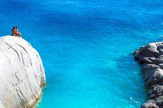 Risultati immagini per ikaria grecia Ikaria Greece, Travel Around The World, Around The Worlds, Seychelles Beach, Exotic Beaches, Greece Islands, Greece Travel, Crete, Far Away
