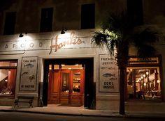 Hank's: Charleston- Best seafood in Charleston, fesh, local, and amazing.
