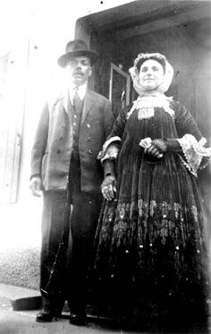 Wedding gown - old photos