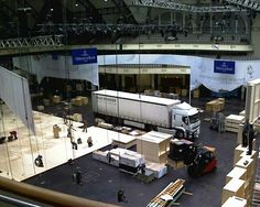 Villeroy & Boch prepping for ISH '13