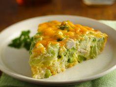 Easy Chicken 'n Broccoli Pie