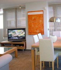 #APARTAMENTO #SALÓN  by Amalia Vañó -disseny d'interiors-