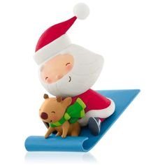 2015 Hallmark - Kringle and Kris - 2nd in Series Ornament