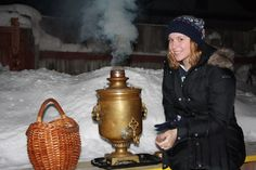 Samovar: Brewing tea the Russian way