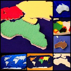 Helping Elementary Students Learn About Geography-- My students LOVED this hands-on lesson!