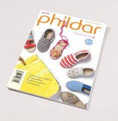 Mini-catalogue n°594 Spécial espadrilles - Accessoires - Phildar