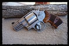 Smith & Wesson Model 627 UDR -Ultimate Defense Revolver by BerylliumInc