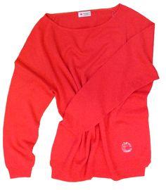 30214-101 / Colour: Passion / Navy / Brand: herzensangelegenheit Size: 36, 38, 44 ***100% Cashmere #musthave #littlekiss