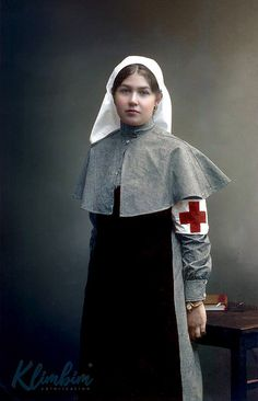 56 Incredible Colorized Photos That Revived 'Russia During WWI' ~ vintage everyday