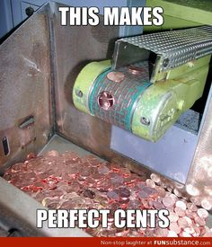 Perfect cents