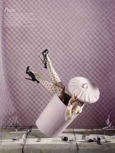 Astrology Inspires Fashion, Gorgeousness Ensues #Piscis♥