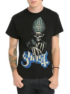 Ghost Papa Nosferatu T-Shirt | Hot Topic - http://www.hottopic.com/hottopic/Tees/MusicTees/MetalTees/Ghost+Papa+Nosferatu+T-Shirt-10422923.jsp