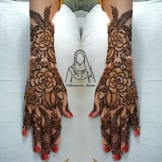 Henna Flower Designs, Peacock Mehndi Designs, Full Mehndi Designs, Latest Bridal Mehndi Designs, Arabic Henna Designs, Legs Mehndi Design, Mehndi Design Pictures, Dulhan Mehndi Designs, Beautiful Mehndi Design