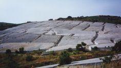 il cretto di Burri a Gibellina in Sicilia: un sudario per il paese distrutto dal terremoto  .jpeg