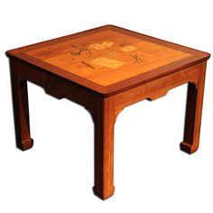 1stdibs   Leonard Tsuguharu Foujita - 1930  Coffee Table
