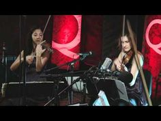 Toronto's Cecilia String Quartet were in studio performing songs from their repertoire including this one, 'String Quartet Op. Movement' composed by Dvořák. String Quartet, Music Production, Classical Music, Songs, Studio, Concert, Youtube, Studios, Concerts