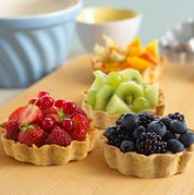 Fruit Tart Recipe by Annabel Karmel