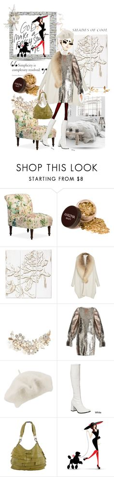 """January 4,2018"" by anny951 ❤ liked on Polyvore featuring WALL, Palecek, Sally Lapointe, Wedding Belles New York, Osman, John Lewis, Funtasma and Yves Saint Laurent"