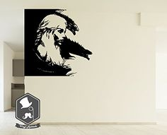 Game of Thrones Khaleesi Mother of Dragons Inspired Wall Picture Art Decal Sticker for your Home Décor Impovement
