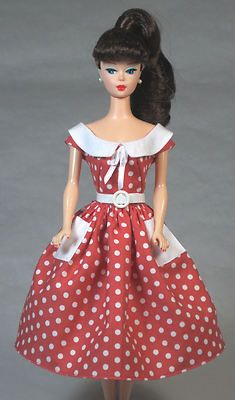 Ebay com doll red dress