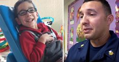5-Year-Old Boy With Cerebral Palsy Brings His Dad to Tears By Reciting Pledge of Allegiance #Inspirational #Allegiance #Boy Inspiring Videos