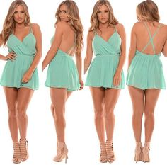 Cute summer outfit Nakedwardrobe.com