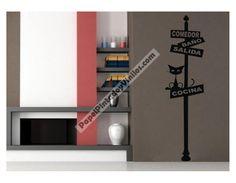 Buenos días amigos.  Hoy os mostramos desde PAPELPINTADO Y VINILOS un ejemplo de nuestros vinilos decorativos más divertidos. No olvides visitarnos en http://www.papelpintadoyvinilos.com/