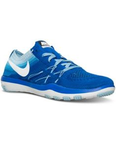 d461e20b1fa9 Nike Women s Free Focus Flyknit Training Sneakers from Finish Line Shoes -  Finish Line Athletic Sneakers - Macy s